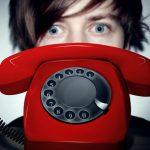 Angst vor Telefongesprächen
